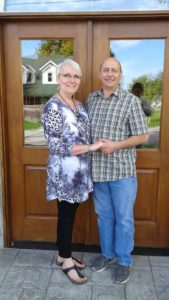 kelly and ron boudreau